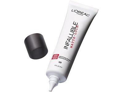 L'Oreal Paris Cosmetics Infallible Pro Matte Lock Primer, 1 Fluid Ounce - Image 4