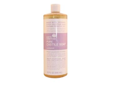 Earth Essentials Pure Castile Soap, Lavender, 32 fl oz