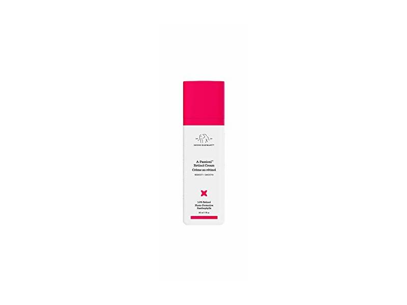 Drunk Elephant A-Passioni Retinol Cream, Reboot & Smooth, 1 fl oz