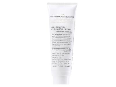 VMV Hypoallergenics Illuminants+ Cleansing Cream, 4.0 fl oz