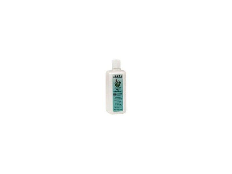 JASONSON Natural Cosmetics Everyday Hair Care -Aloe Vera Gel Conditioner, 16 oz