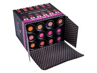 SHANY Slick & Shine Lipstick Set, Set of 12 Colors - Image 6