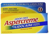 Aspercreme Pain Relieving Creme With Lidocaine, 4.7 Ounce - Image 2