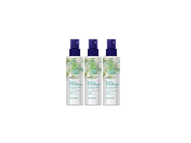 Herbal Essences Set Me Up Spray Hair Gel 5.7 Oz (Pack of 3)