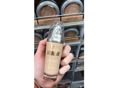 ... L'Oreal True Match Lumi Healthy Luminous Makeup SPF 20, Porcelain/Lt Ivory ...
