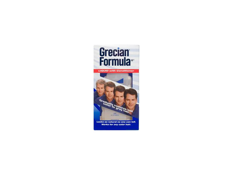 Grecian Formula 16 Liquid With Conditioner, Comb, Inc.