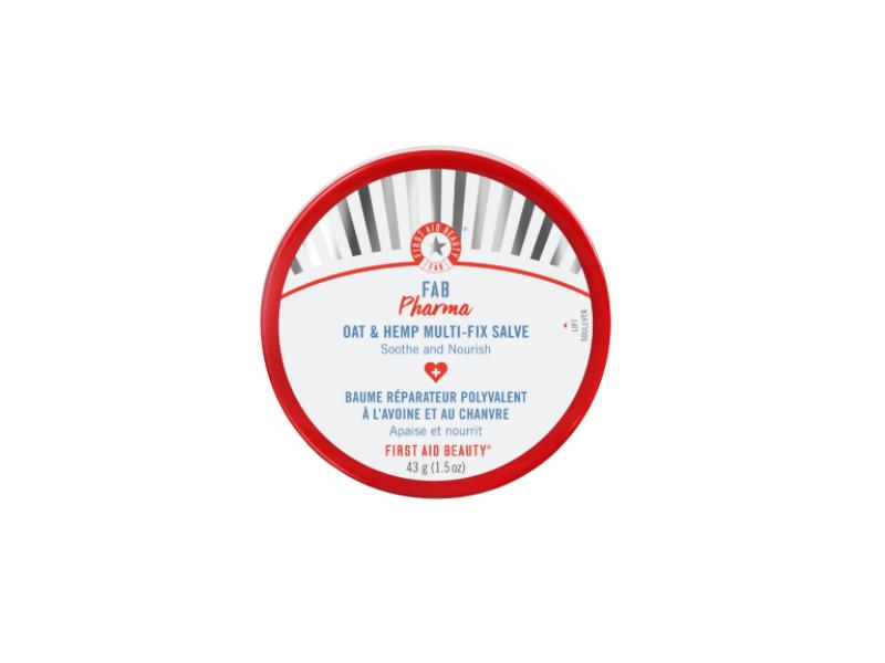 FAB Pharma Oat & Hemp Multi-Fix Salve, 1.5 oz