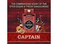 Old Spice Body Wash, Captain Scent of Command, 21 fl oz - Image 8
