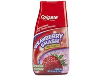 Colgate Kids 2-in-1 Toothpaste and Mouthwash, Strawberry Smash, 4.6 Fluid Ounce - Image 2