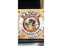 Badger Navigator Class Shampoo Bar, Jojoba & Baobab, 3 oz - Image 3