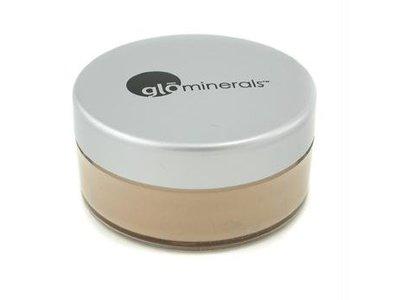 Glominerals gloLoose Base, Golden-Light, 0.5 oz