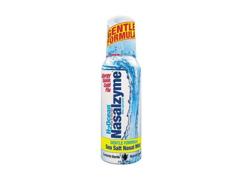 H2Ocean Nasalzyme, Gentle, 3 fl oz