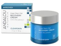 Andalou Naturals Argan Steam Cell Recovery Cream, Clear Skin, 1.7 oz - Image 2