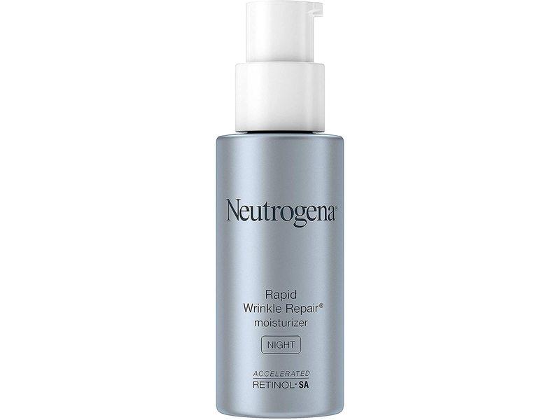 Neutrogena Rapid Wrinkle Repair Night Moisturizer With Retinol, 1 fl oz