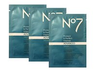 Boots No7 Protect & Perfect Intense Advanced Beauty Anti-Aging Serum, 0.1 fl - Image 2