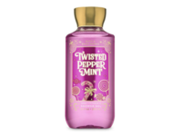 Bath & Body Works Twisted Peppermint Shower Gel, 10 fl oz - Image 2