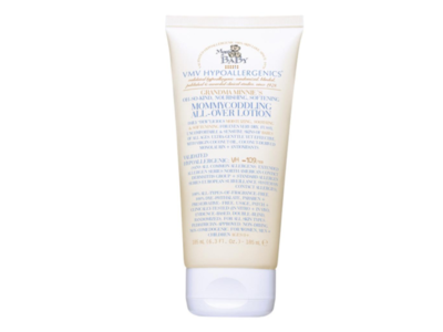 VMV Hypoallergenics Grandma Minnie's Oh-So-Kind Nourishing Softening Mommycoddling All-Over Lotion, 6.3 fl oz - Image 3
