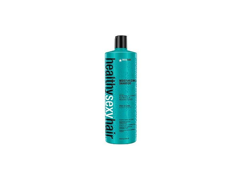 Sexy Hair Moisturizing Shampoo, Mimosa Flower Extract & Moonstones, 33.8 fl oz
