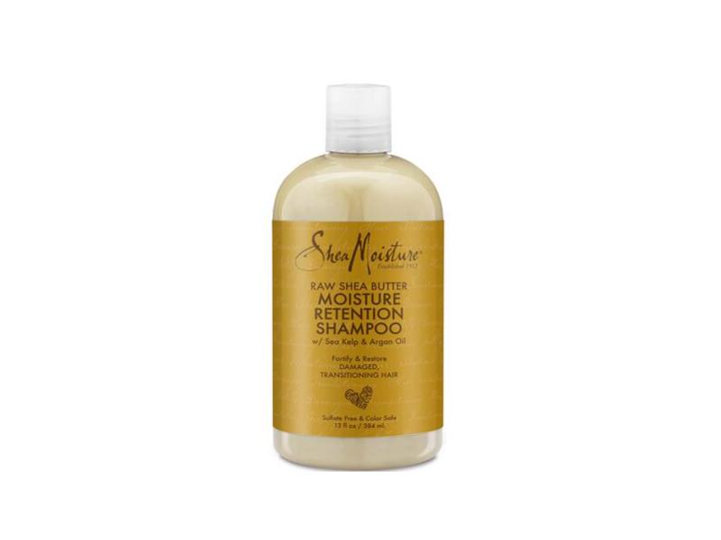 SheaMoisture Raw Shea Butter Moisture Retention Shampoo, 13 fl oz/384 mL