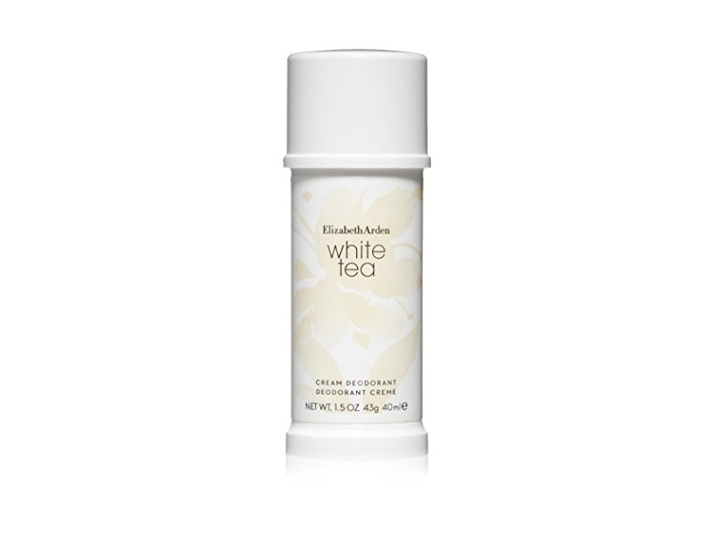 Elizabeth Arden Cream Deodorant, White Tea, 1.5 oz