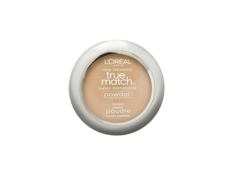L'Oreal Paris True Match Super-Blendable Powder, Buff Beige