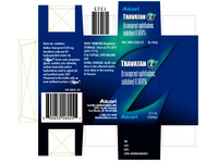 Travatan Z 0.004% Ophthalmic Solution (RX) 5 ml, Alcon Laboratories, Inc. - Image 2