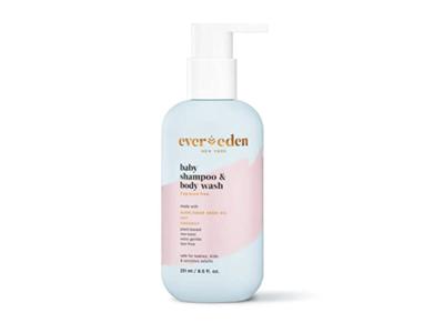 Evereden Baby Shampoo & Body Wash