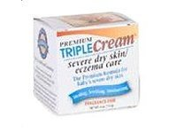 Triple Cream Eczema Care for Dry Skin Jar, 4 oz - Image 2