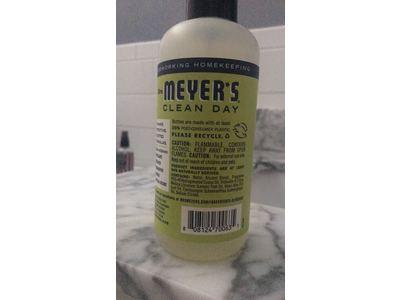 Mrs. Meyer's Clean Day Room Freshener, 8 fl oz - Image 4
