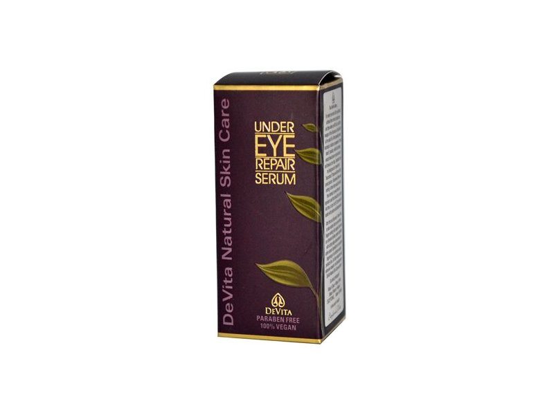 Devita Natural Skin Care Under Eye Repair Serum, 15 ML