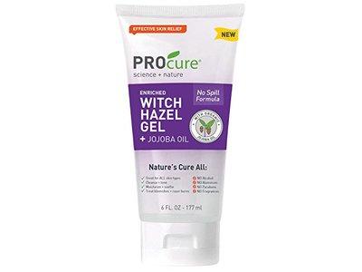 PROcure Witch Hazel Gel + Organic Jojoba Oil, 6 Ounce Tube