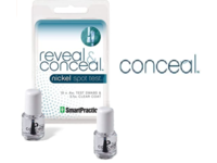 Nickel Clear Coat by Reveal & Conceal, 1/8 fl oz - Image 2