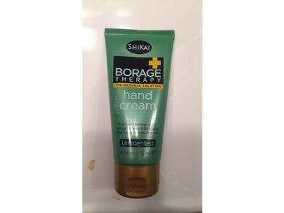 ShiKai Borage Therapy Hand Cream, Unscented, 2.5 fl oz - Image 4
