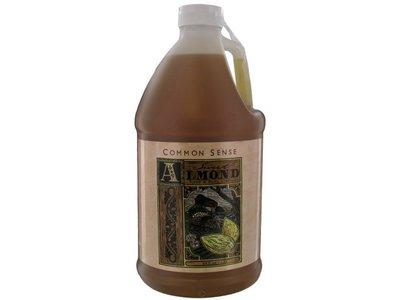 Common Sense Farm Almond Hand & Body Cleanser
