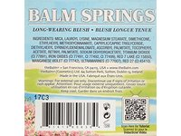 theBalm Balm Springs Blush Highlighter, .197 oz - Image 3