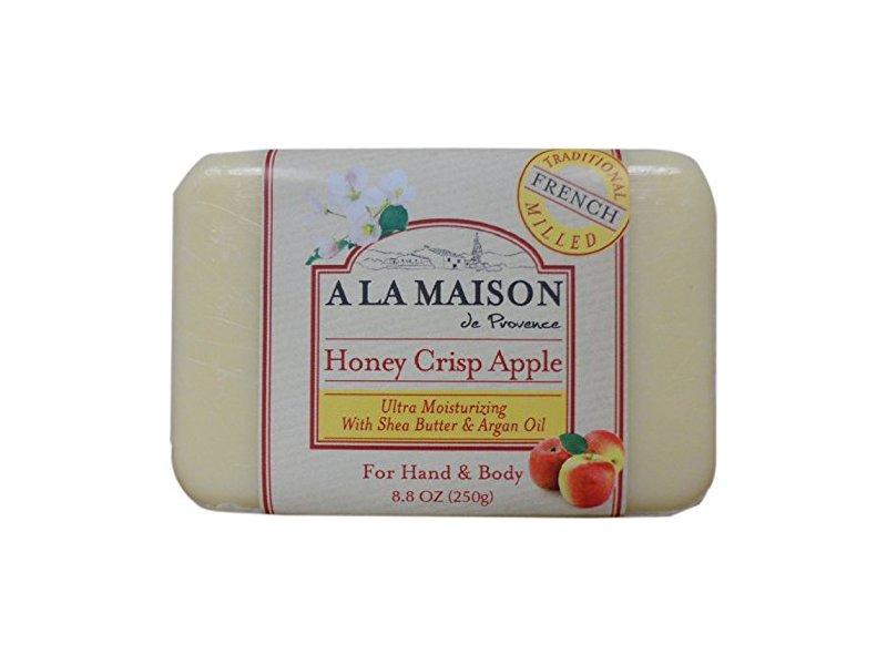A La Maison Honey Crisp Apple Soap, 8.8 Ounce