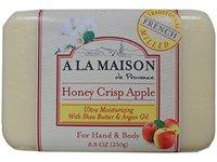 A La Maison Honey Crisp Apple Soap, 8.8 Ounce - Image 2