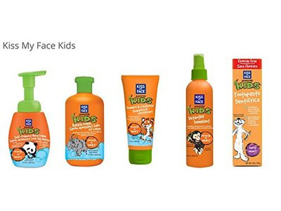 Kiss My Face Natural Kids Orange U Smart Bubble Wash, 12 Ounce Bottle - Image 4