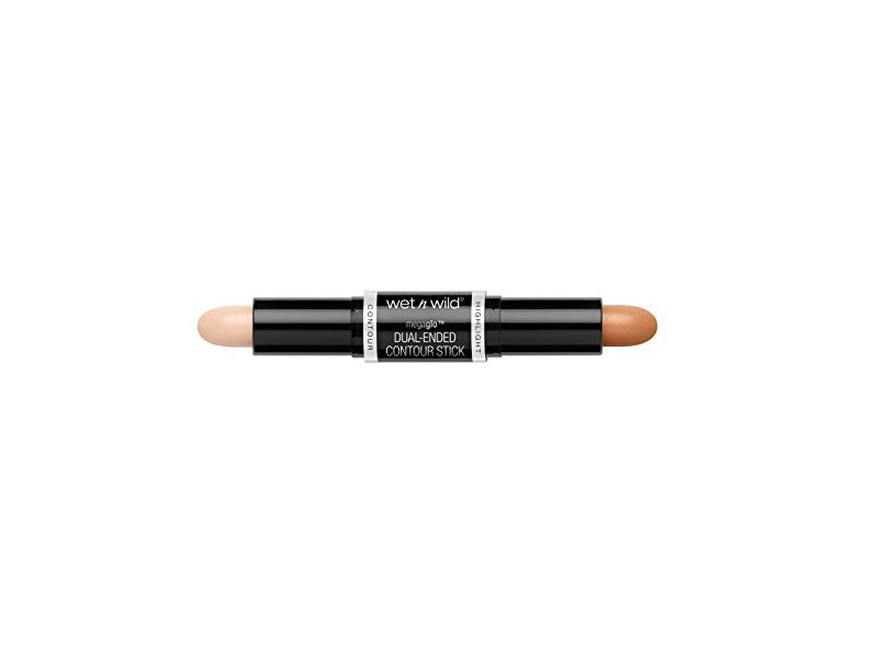 wet n wild MegaGlo Dual-Ended Contour Stick, Light Medium, .28 oz