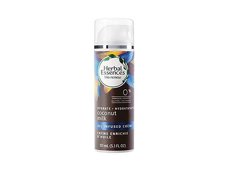 Herbal Essences Biorenew Coconut Milk Oil Infused Crème, 5.1 fl oz
