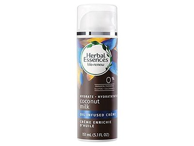 Herbal Essences Biorenew Coconut Milk Oil Infused Crème, 5.1 fl oz