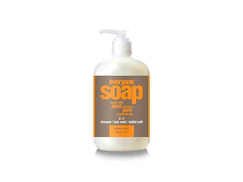 Everyone Soap 3-In-1, Citrus Mint, 16 fl oz