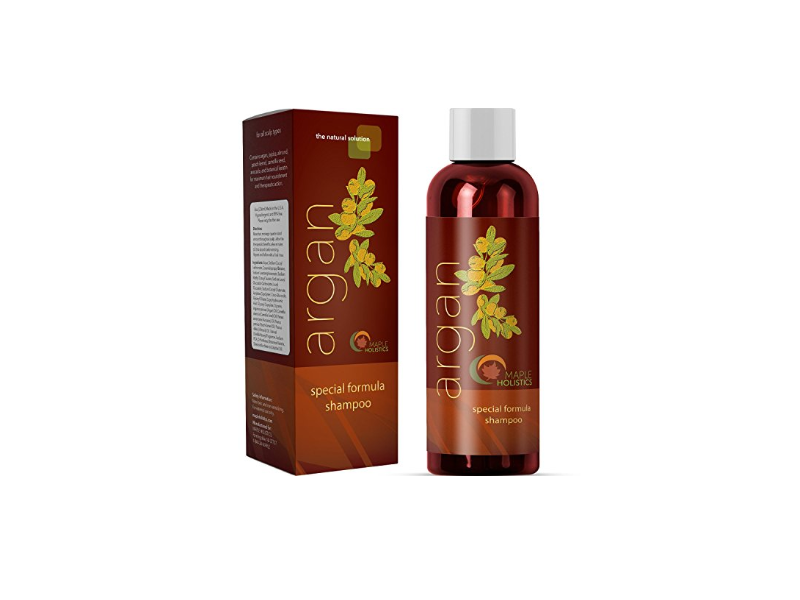 Maple Holistics Argan Oil Shampoo, 8 fl oz