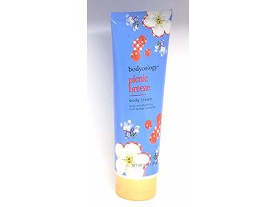 Bodycology Moisturizing Picnic Breeze Body Cream, 8oz