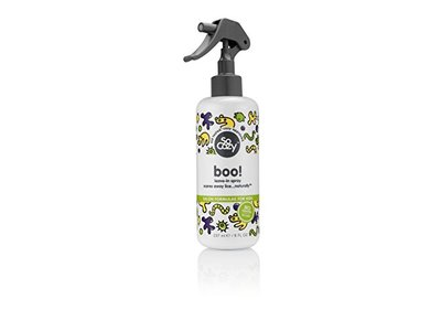 SoCozy Boo! Lice Scaring Spray Scares Away Lice… Naturally, 8 Fluid Ounce