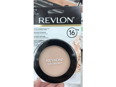 Revlon ColorStay Pressed Powder, 810 Fair, 0.3 oz - Image 3