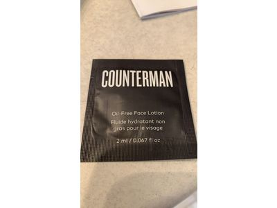 Beautycounter Counterman Oil-Free Face Lotion, 0.067 fl oz