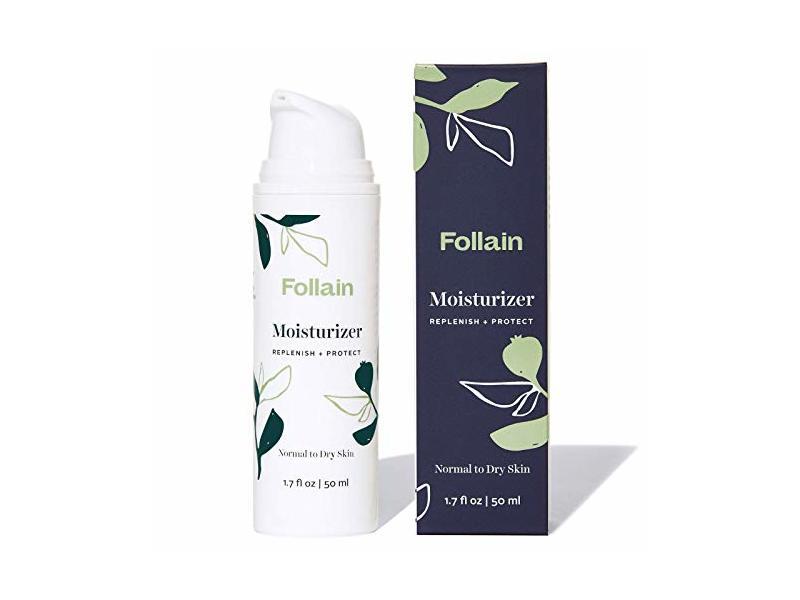 Follain Moisturizer Replenish + Protect, 1.7 fl oz/50 ml