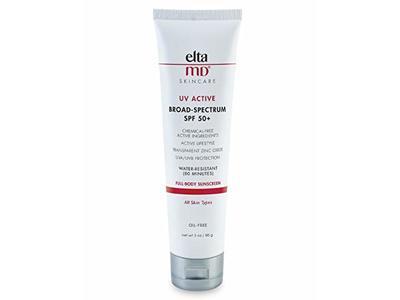 EltaMD UV Active Full Body Sunscreen, SPF 50+, 3 oz / 84 g