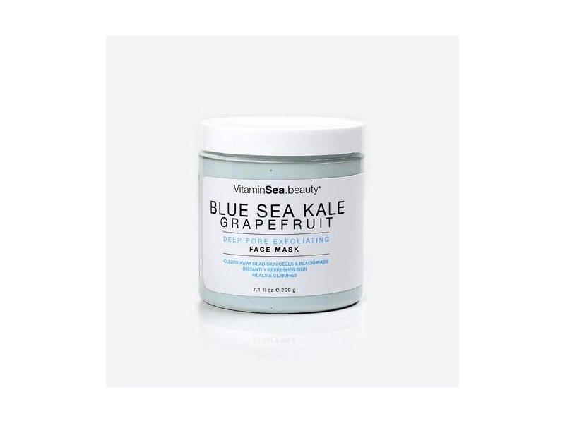 Blue Sea Kale Grapefruit Deep Pore Exfoliating Face Mask 7.1 Fl Oz